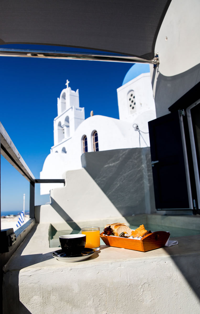 Contact - Santorini Dreams Villas