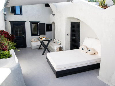 Sweet Dreams Suite-Santorini Dreams Villas